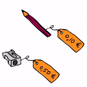 Wat zijn kommagetallen?