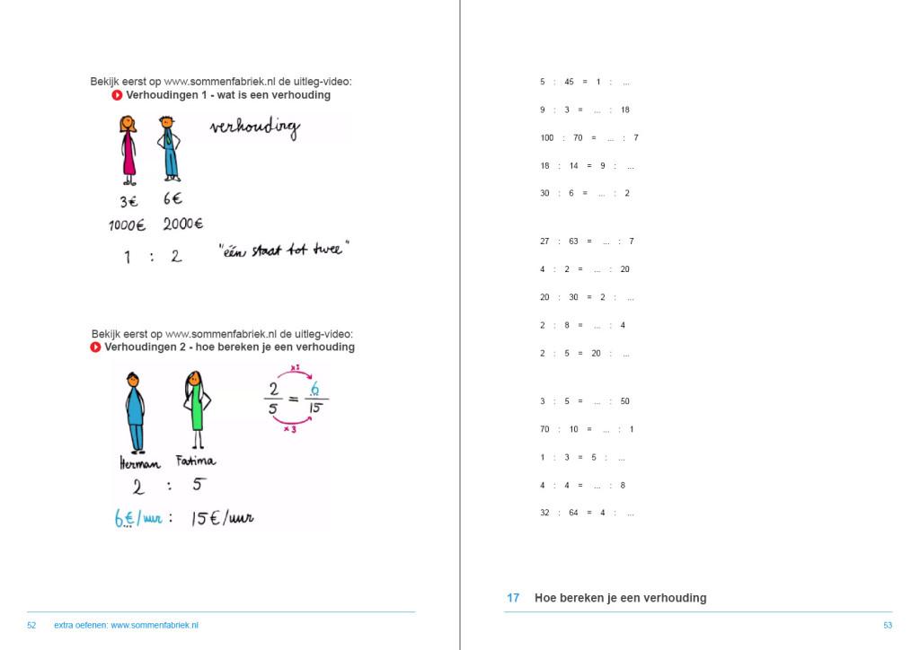 17-verhoudingen-berekenen