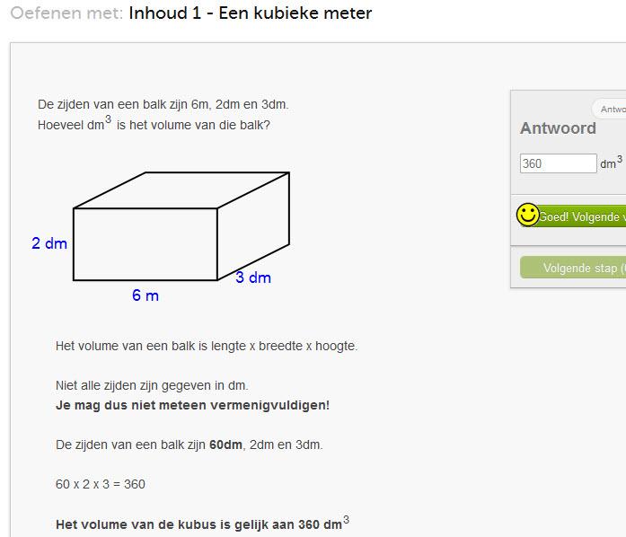 Blog pagina 2 van 14 de sommenfabriek for Trap berekenen formule