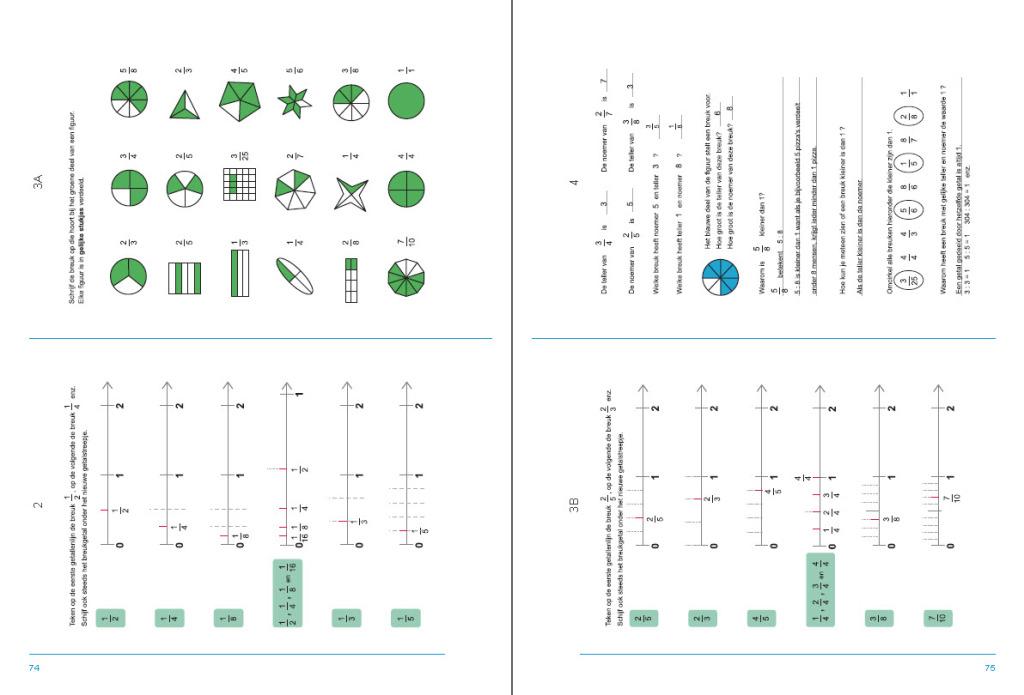antwoorden- pagina 74 en 75